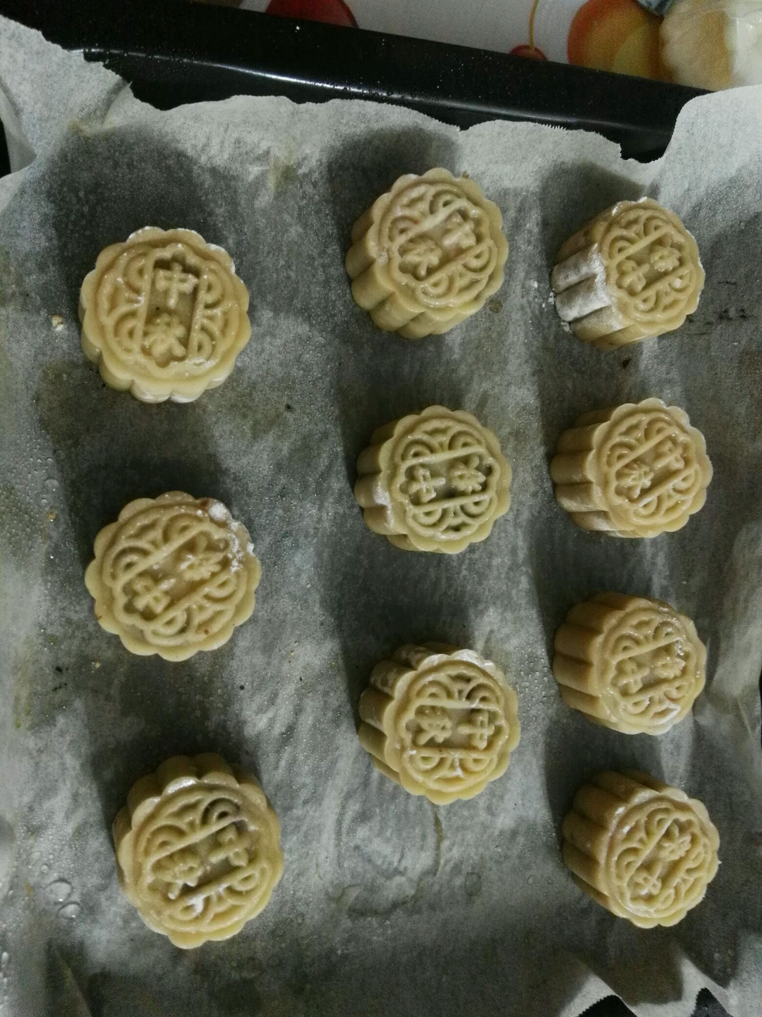 广式月饼的做法图解31