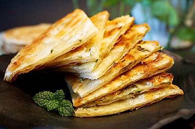 一吃就上瘾的葱油脆酥饼#香雪奥运#