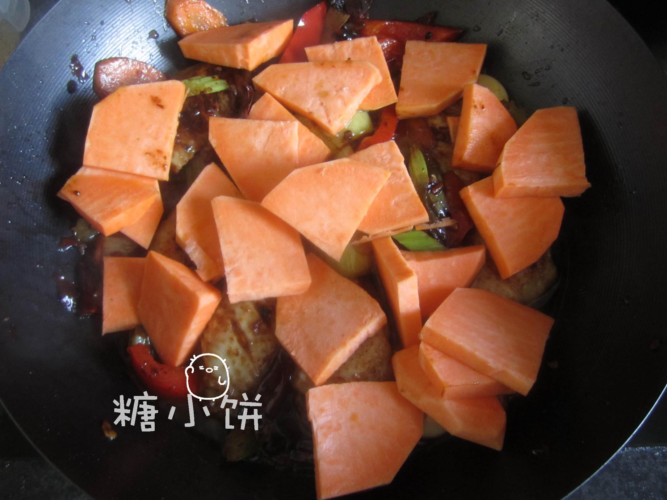 【麻辣香锅翅】自制火锅底料的应用②