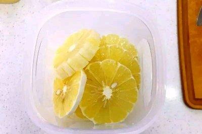 特百惠教你做美容瘦身的柠檬果醋(附果醋饮用方法和时间)