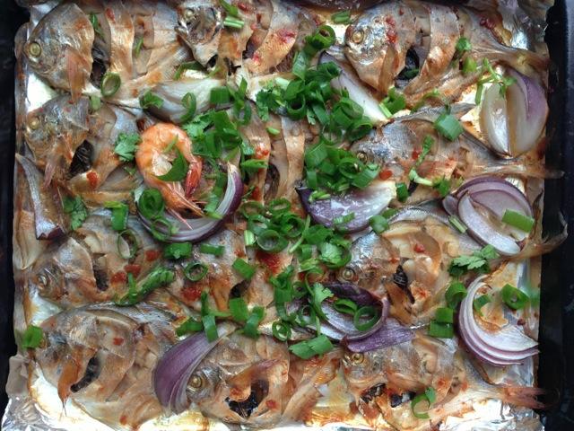 烤小做法崽的食谱_体能_豆果鲳鱼的美食v做法菜谱图片