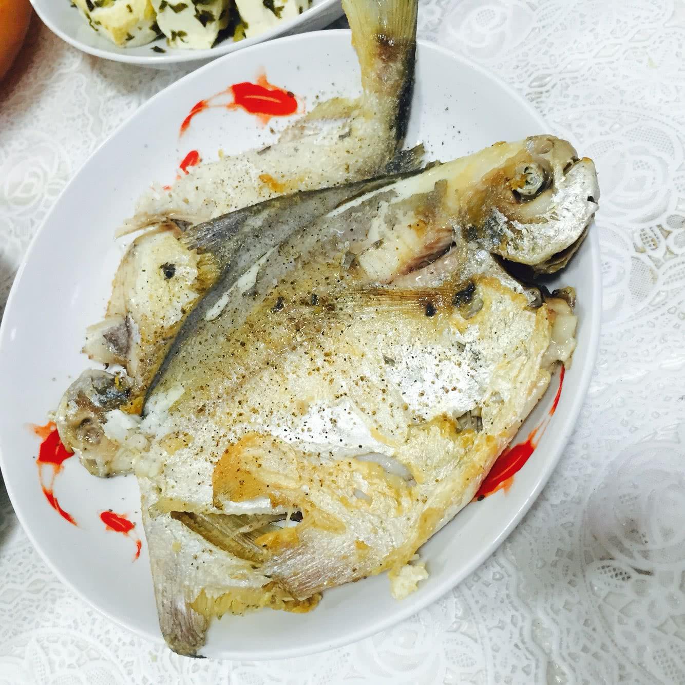 煎菜品的美食_做法_豆果平鱼关于工地伙食团菜谱表图片