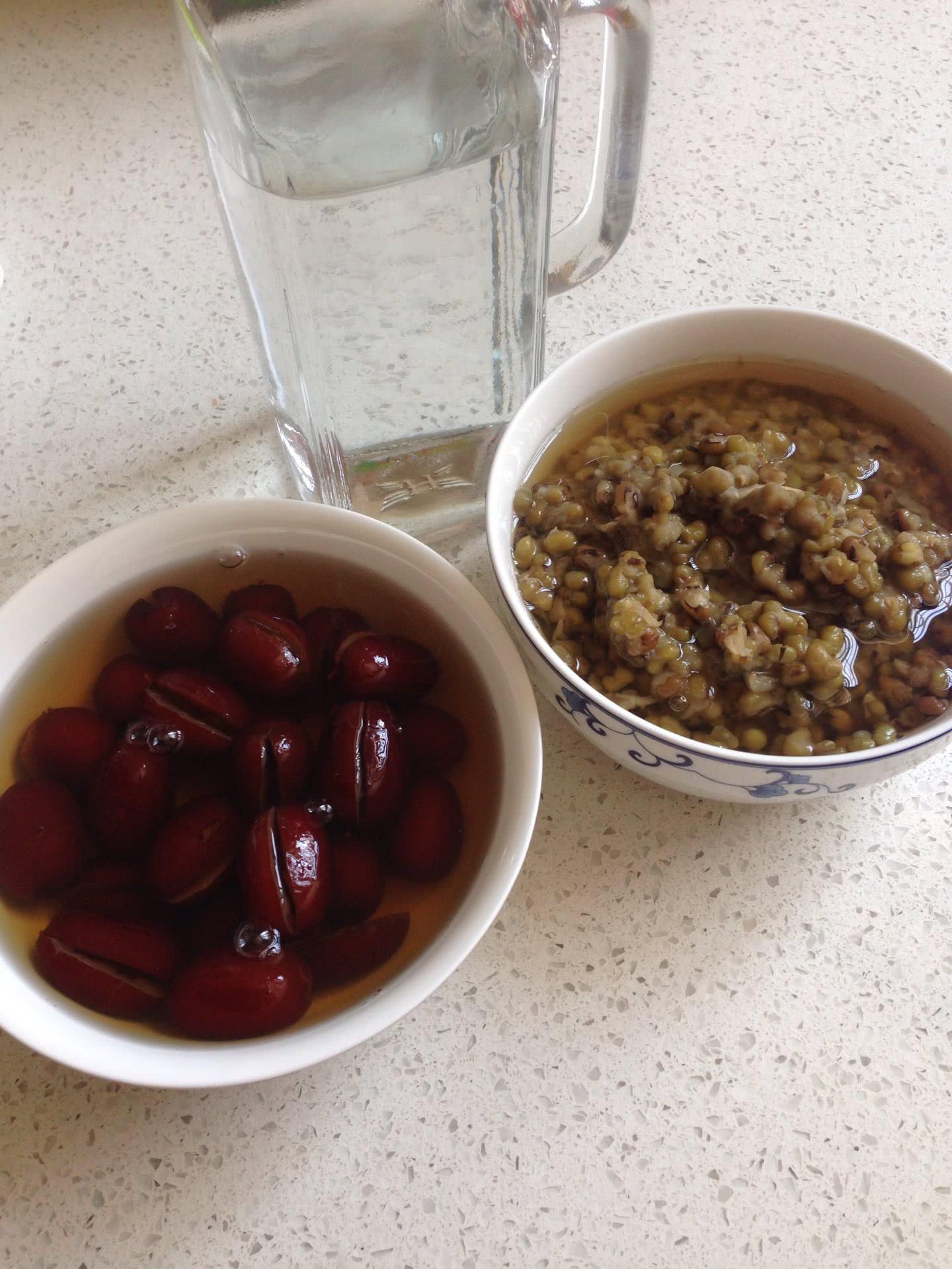 绿豆汤的做法步骤