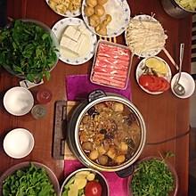 晚餐 聚餐 火锅