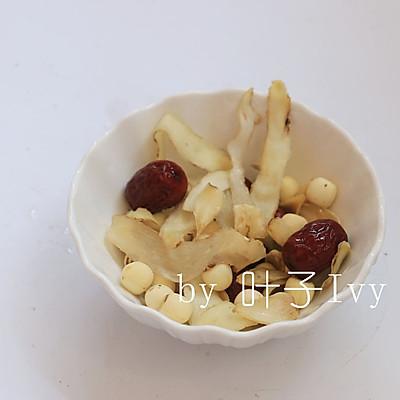 美食菜谱炖鸡(压力锅版)的椰子-玉竹-豆果做法四川十大菜谱大全大排档图片
