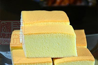 #十二道锋味复刻#——入口即化的棉花蛋糕