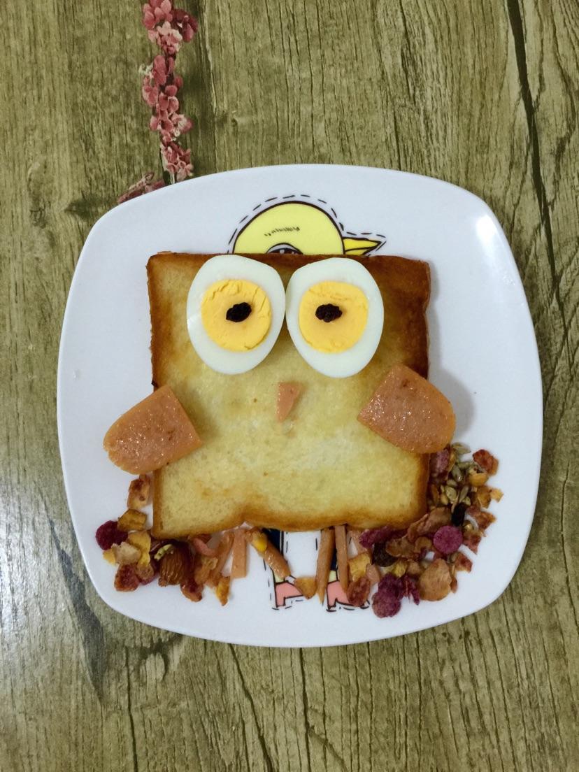 创意儿童早餐的做法图解17