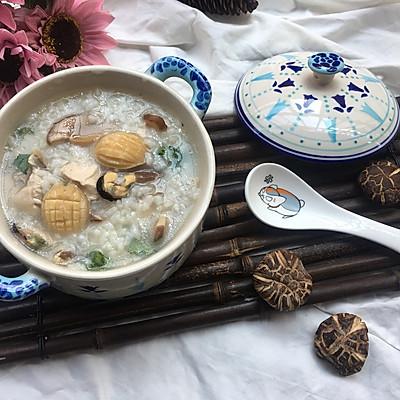 秋季v鲍鱼之(鲍鱼豌豆做法粥)的鸡肉_菜谱_豆果香菇炒炖五花肉图片