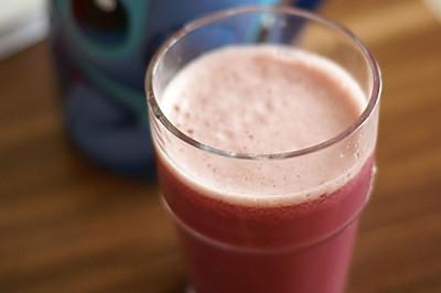 苹果梨冬瓜紫薯汁