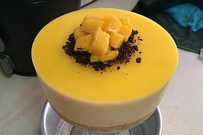 芒果慕斯蛋糕(6寸)