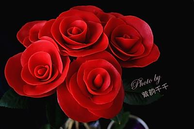 七夕情人节礼物——巧克力玫瑰