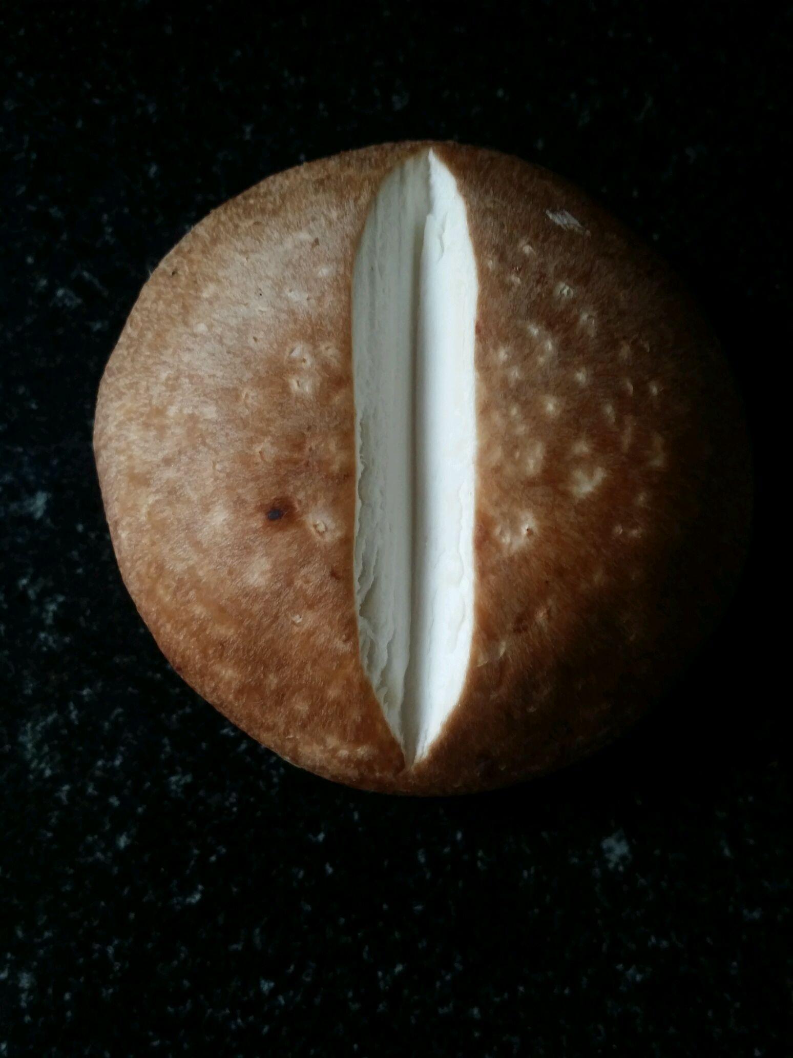 香菇花式切法的做法图解2