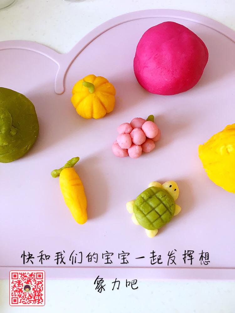 蔬菜橡皮泥