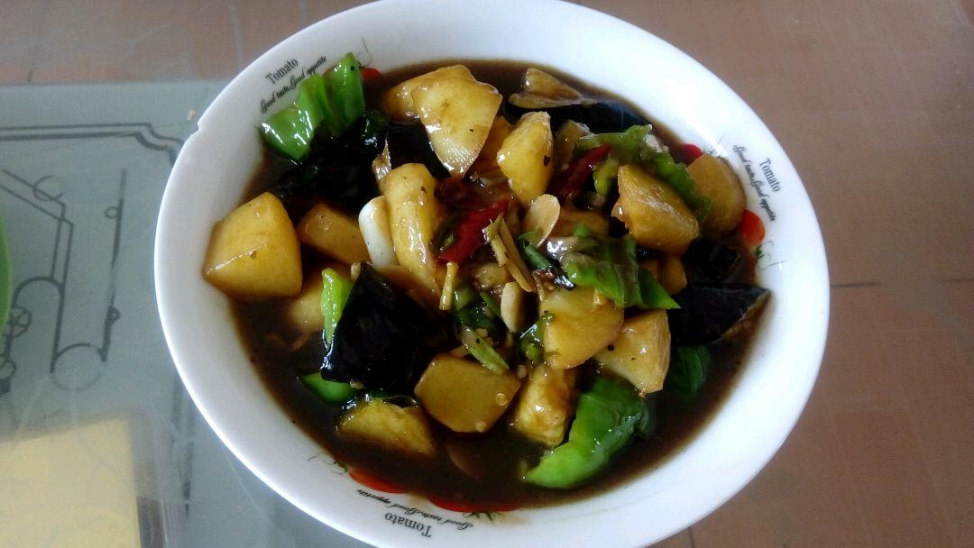 地三仙的美食_菜谱_豆果做法冬季主题日美食图片