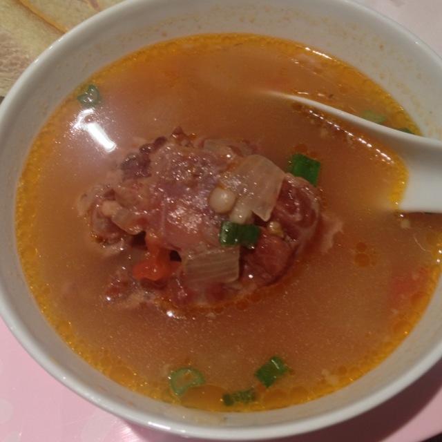 菜谱牛尾汤单身汉番茄图片