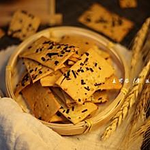 #肉食者联盟#香葱海苔饼干