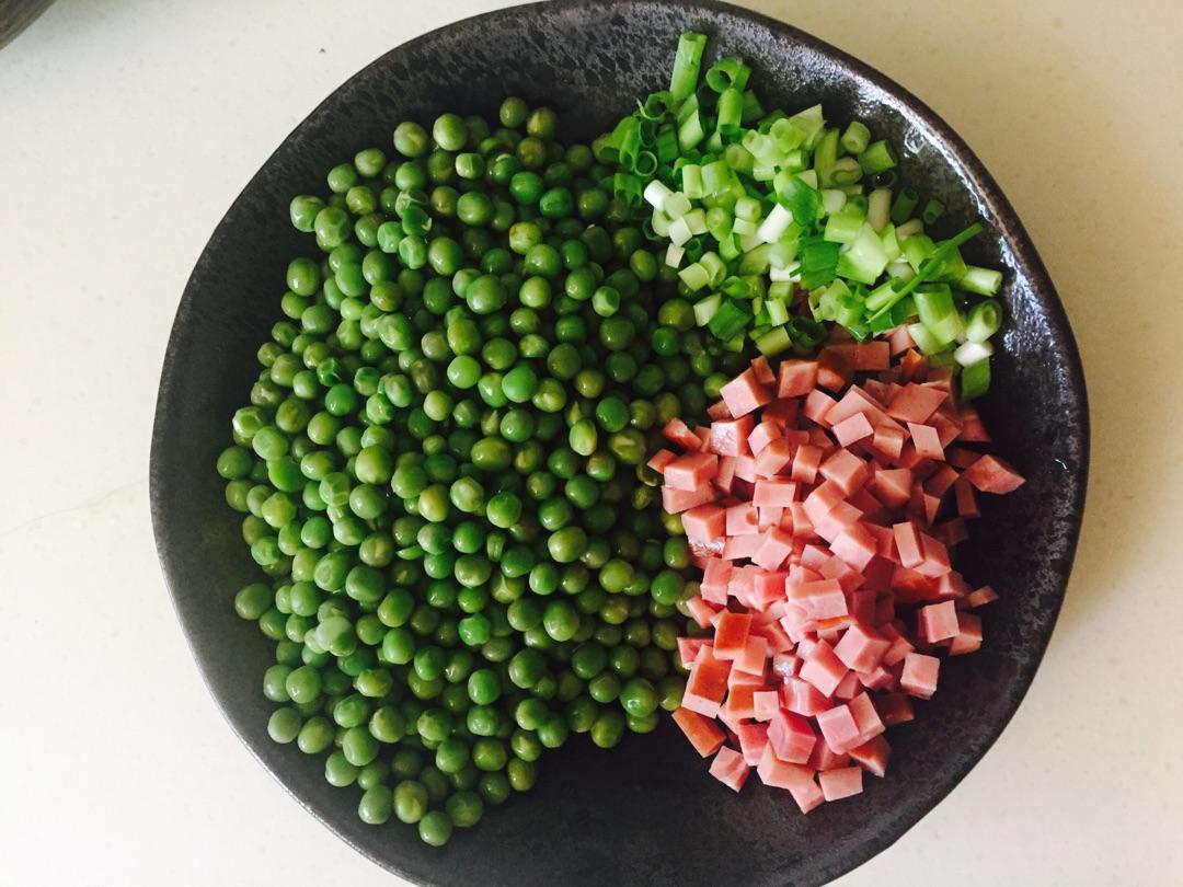 什锦豌豆的做法步骤