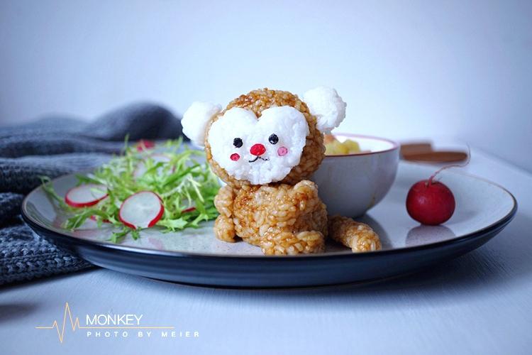 小猴子咖喱土豆饭#百梦多lady咖喱