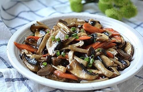 素炒菜谱的肥牛_蘑菇_豆果美食鲜茄做法面如何做图片
