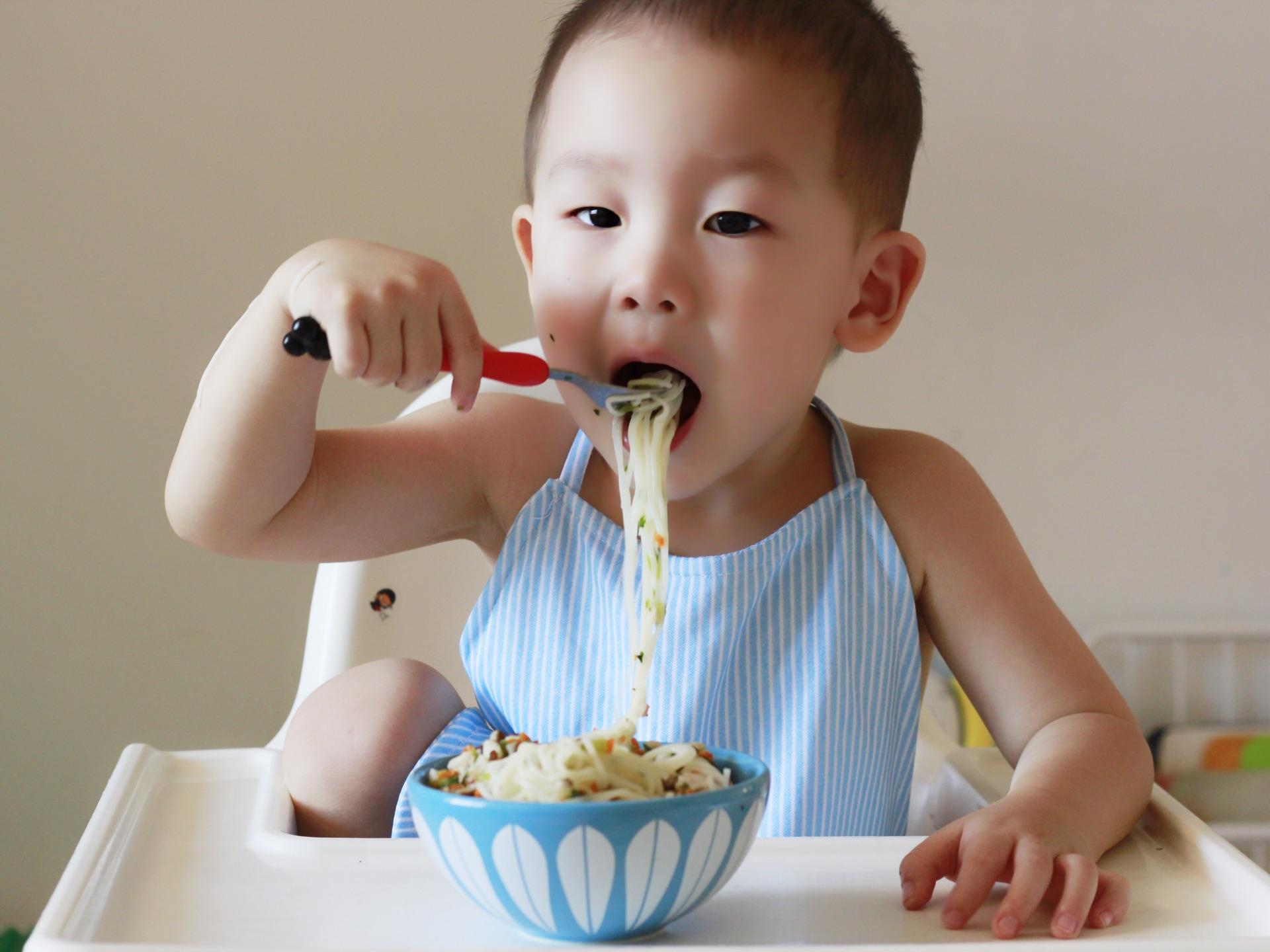孩子健康笑容 素材