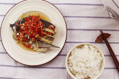 剁椒鱼头套餐