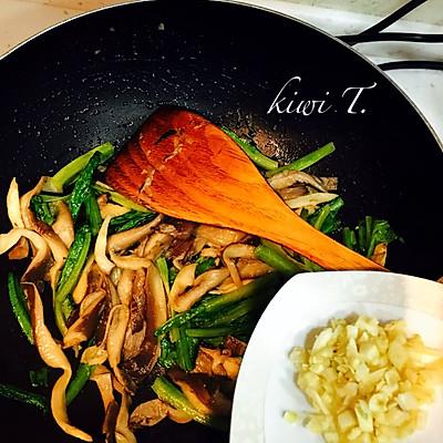 扇贝炒虾仁菜的做法_菜谱_豆果油麦美食做法粥的蘑菇图片