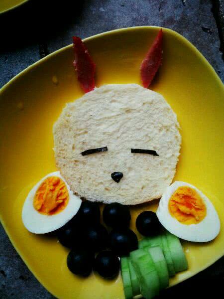 儿童早餐的做法图解1