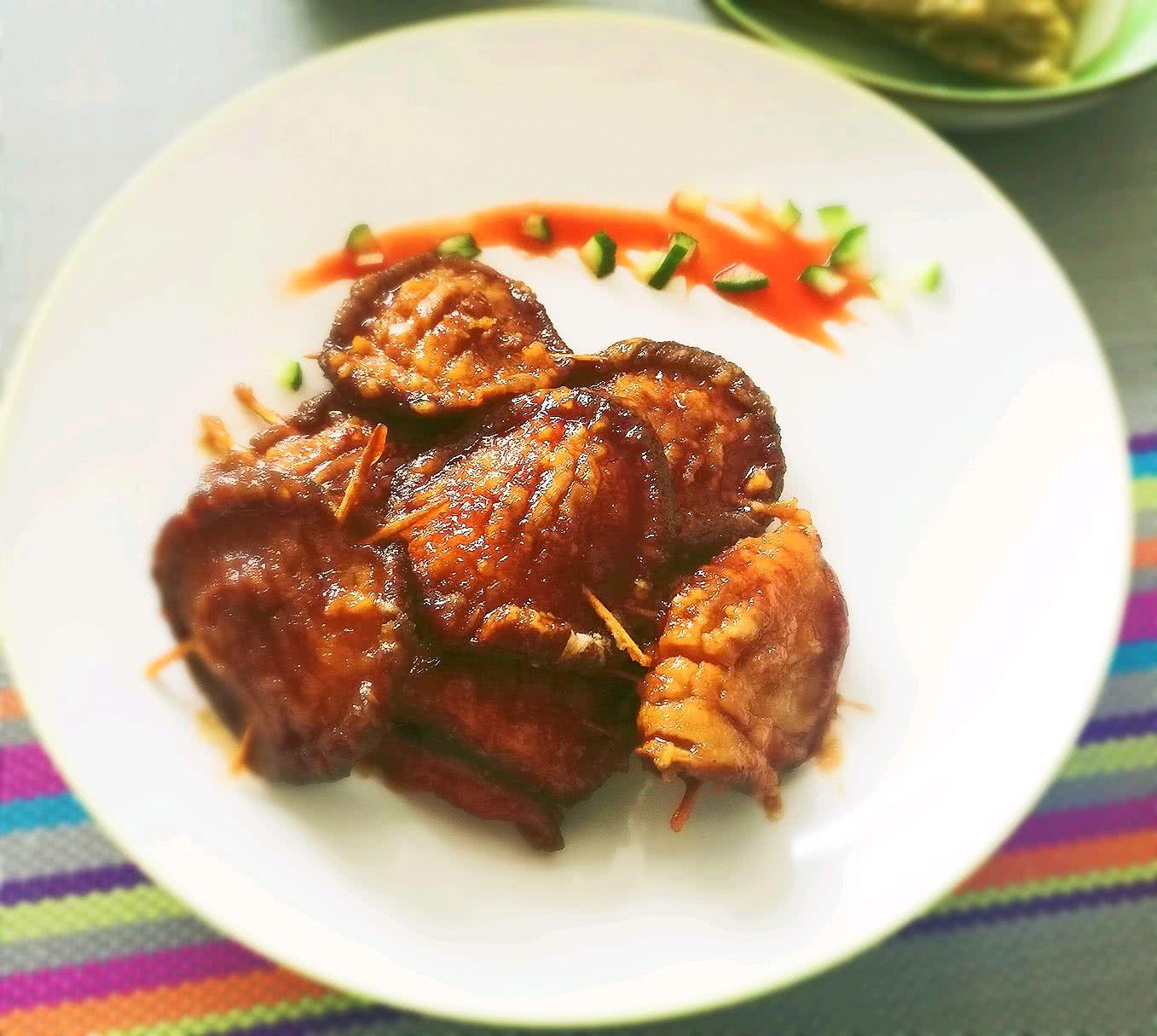 素美食的菜谱_大全_豆果家常鲍鱼大白菜的做法咸肉做法图片