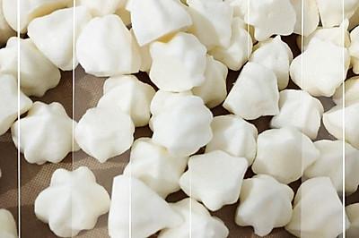 宝宝的健康辅食——酸奶溶豆