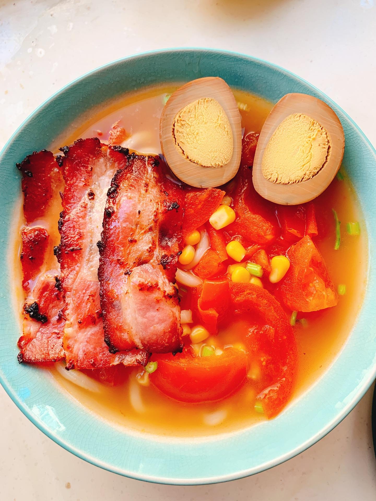 最好面食汤乌冬牛尾谱降血脂番茄图片