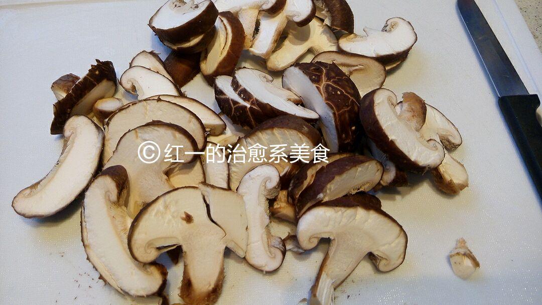 法式豆浆蘑菇汤的做法步骤