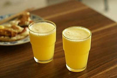 冬瓜凤梨汁