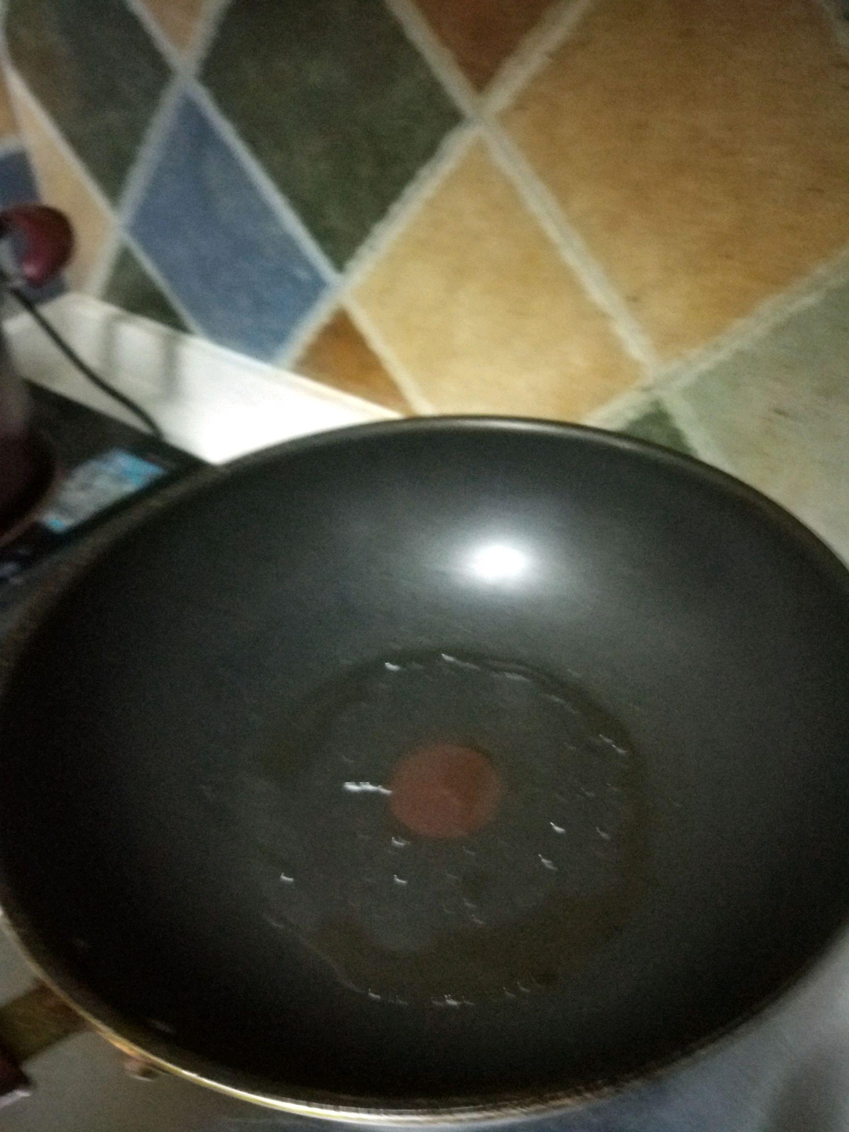 西红柿煮方便面的做法步骤