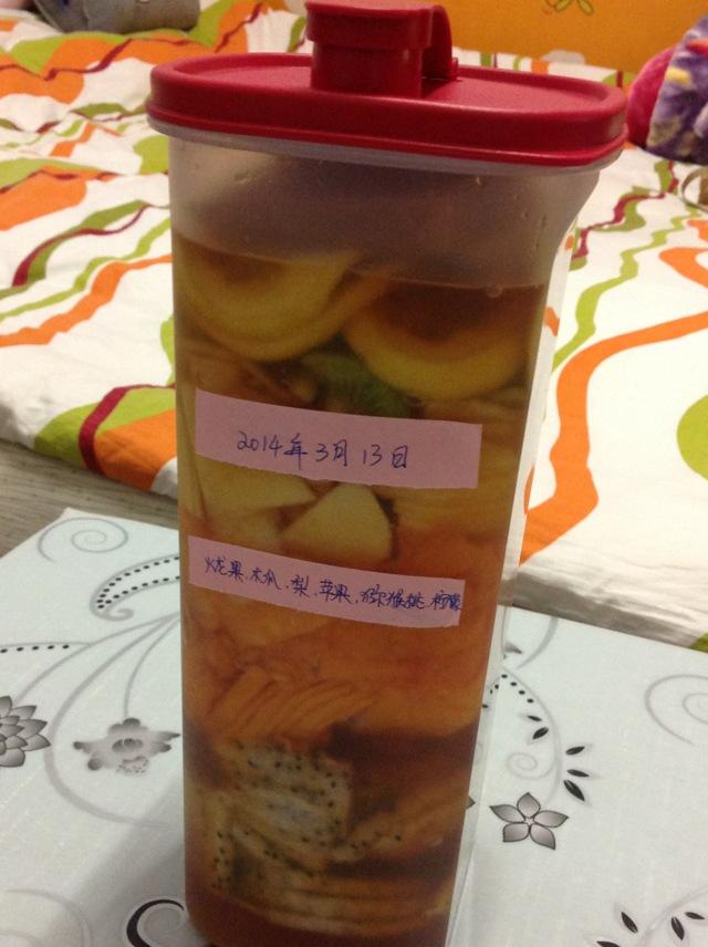 水果酵素图片