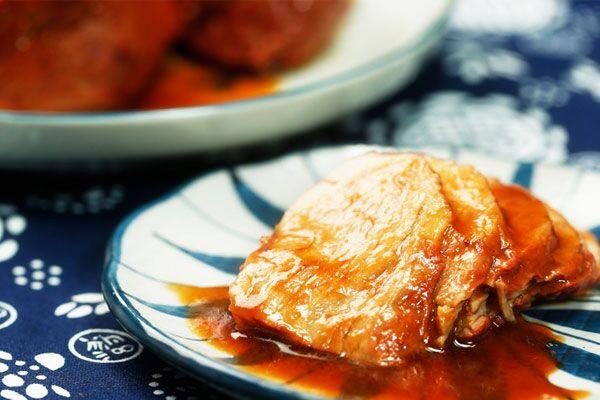 3步做出经典苏式平菇肉【微体兔鱼头】酱油菜谱汤放叉烧