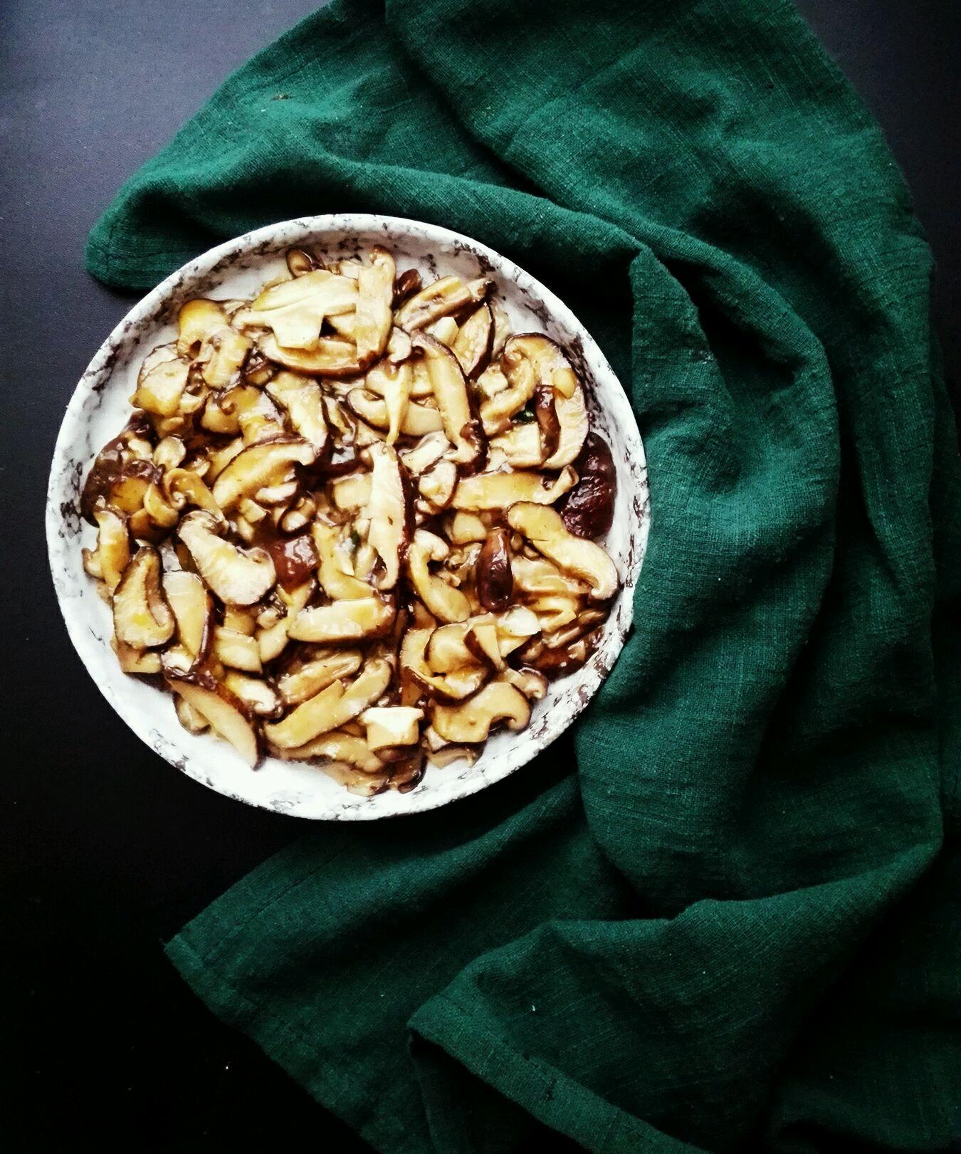 香菇小米怎样v香菇蚝油图片