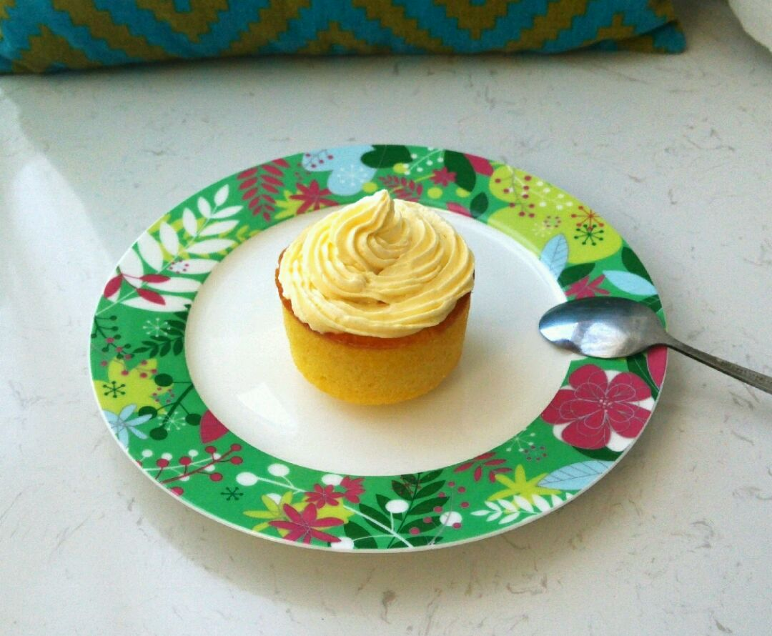 柠檬杯子蛋糕的做法_【图解】柠檬杯子蛋糕怎么做如何