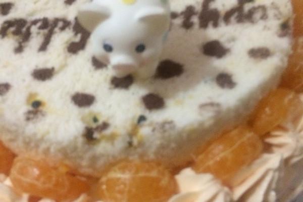 蛋糕     難度:配菜(中級)   時間:1小時以上       主料 8寸白衣天使圖片