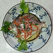 v平鱼海平鱼(食谱膳食)周一宝宝食谱图片