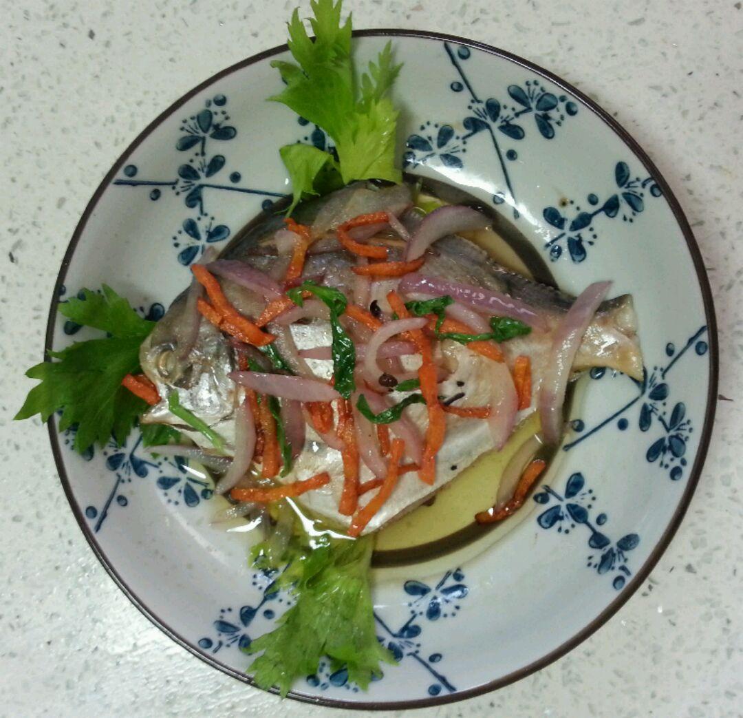 v平鱼海平鱼(食谱木耳)慈菇宝宝汤图片