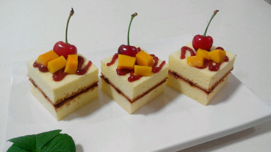 方块小蛋糕图片