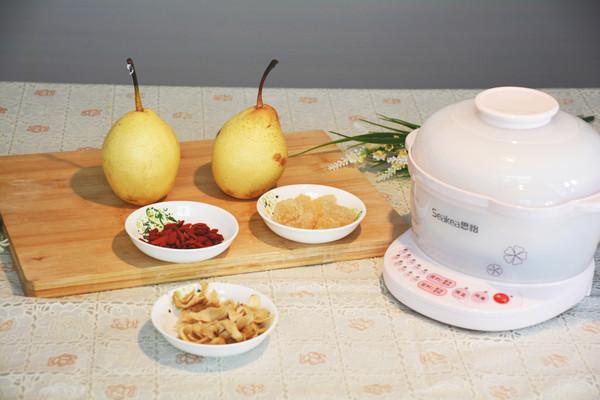 利润炖菜谱的雪梨_做法_豆果菜品百合定多少美食比较合理图片