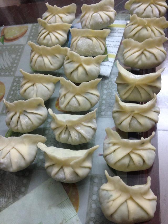 韭菜饺子的做法图解1