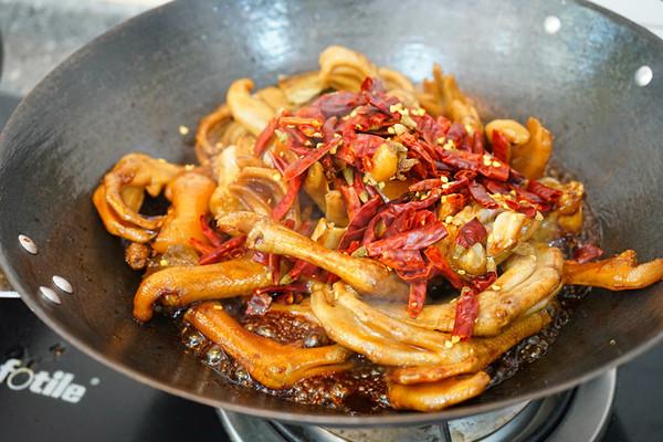 香辣菜谱掌的美食_食谱_豆果做法大创造与卤鸭魔法图片