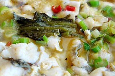 酸菜鱼 超好吃家庭版做法