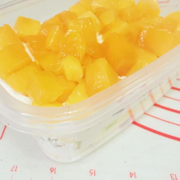 可爱豆豆ai寿司的芒果千层做法的学习成果照_豆果美食