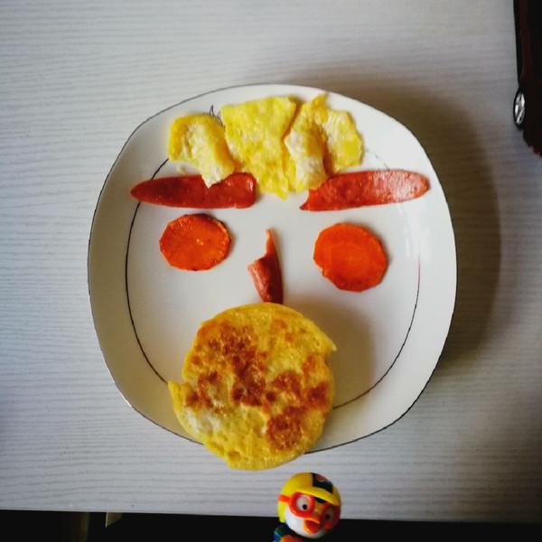 儿童早餐的做法