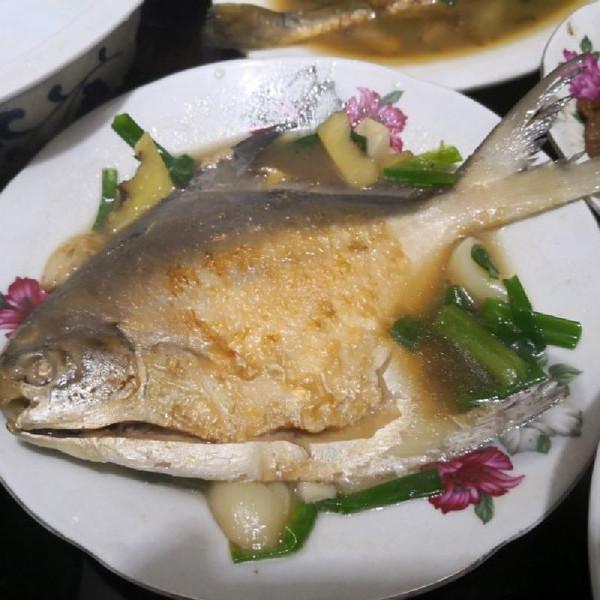 红烧土豆#嗨MilK出山排骨#食谱做法粥的鲳鱼图片