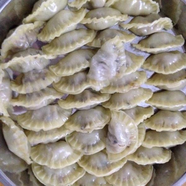 包饺子全步骤,详细多图------三鲜水饺