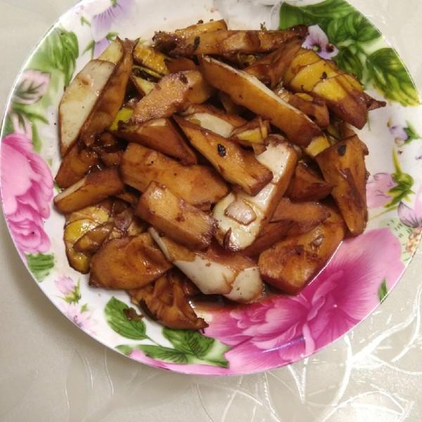 鱼日_小白的红烧笋做法的v做法美食照_豆果成果兴义海鲜美食图片